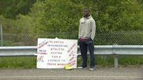 Massachusetts Man Makes His Stand for NFL Tryout