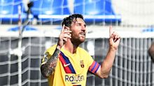 Deportivo Alaves 0-5 Barcelona: Messi shines as Barca show what might have been