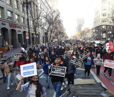 SF's Walk for Life West Coast Goes On!