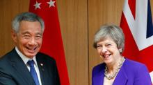 Singapore PM says post-Brexit trade deal with Britain possible