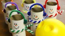 Juegos navideños para hacer con tus hijos