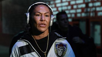 Cyborg on the cusp of a legacy-defining win