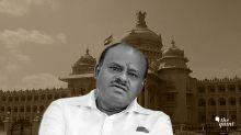 Kumaraswamy to Take Oath As K'Taka CM, BJP Protests Across State