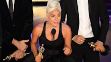 Lady Gaga Is Now An Oscar Winner And We're Off The Deep End