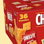 This Oversized Cheez-Its Box Is Only $8 Right Now, So Praise Amazon Prime Day