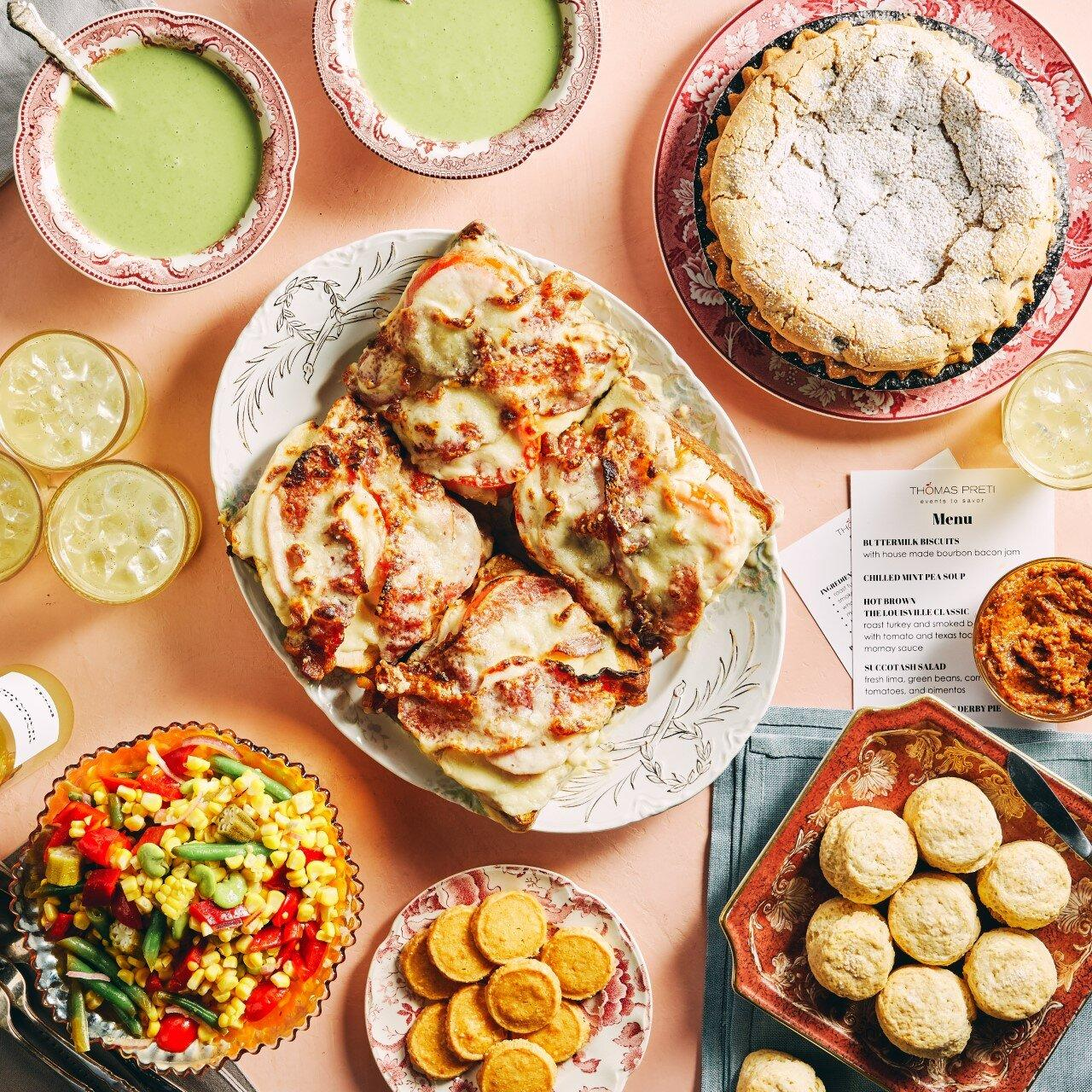 Amazing Prepared Derby Dinners To Order Online From Commander S Palace Sunrise Biscuit Kitchen And More