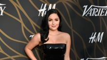 Ariel Winter wears leather PVC LBD at Variety's Power of Young Hollywood event