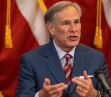 Texas governor promises to build border wall amid migrant surge