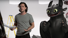 Watch Kit Harington finally get his own dragon in movie crossover