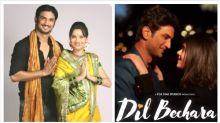 Ankita Lokhande Shares A Post As Sushant Singh Rajput's Dil Bechara Releases: One Last Time!