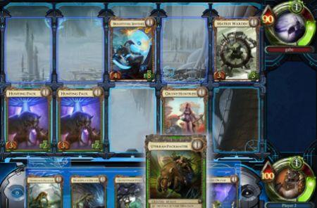 SolForge preview gets an update, with new decks to play