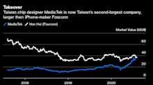 A Taiwan Tech Company Bigger Than Foxconn (Not TSMC)