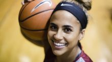 How Avery Marz overcame a devastating stroke to achieve her dream of playing college basketball