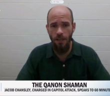QAnon Shaman Begs for Leniency: I Stopped Muffin Theft During Capitol Riot