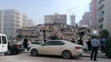 Terremoto de magnitude 7.0 atinge Turquia e Grécia; Há mortos e mais de 200 feridos