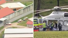Several people reportedly injured in violent stabbing at NSW jail