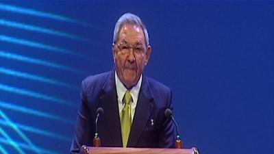 Cuba's Castro Calls for Integration Free of US