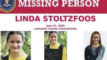Linda Stoltzfoos: FBI offers $10,000 reward in search for missing Amish teenager in Pennsylvania
