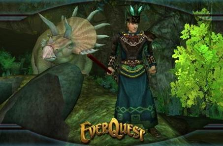 EverQuest patch improves the look of old NPCs