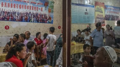 Leaked files detail China's mass detention of muslims