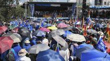 """Evo Morales anuncia en Bolivia la creación de una Unasur de los """"pueblos"""""""