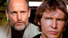 Woody Harrelson reveals character name in Han Solo film