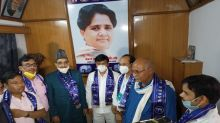 MP Bypolls: Veteran Among Turncoats, Akhand Pratap Singh Fielded by BSP Hours after Ditching Congress