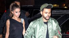 Selena Gomez Gets Sexy in See-Through Dress for Date Night With The Weeknd