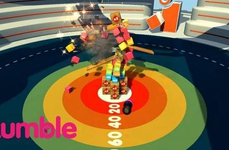 PlayStation Move review: Tumble