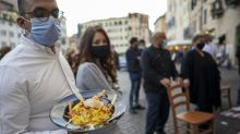 Italie: les restaurateurs en colère contre la fermeture de leurs établissements à partir de 18h