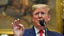 Acordo Macron-Trump para negociar tributo Gafa suspende sanções dos EUA