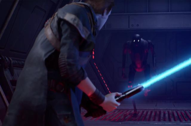 Watch 14 minutes of 'Star Wars Jedi: Fallen Order' gameplay