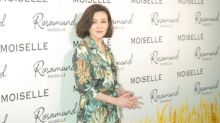 Rosamund Kwan gives up hope on love