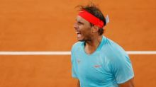 Rafael Nadal weathers cold and Jannik Sinner to reach French Open semi-final