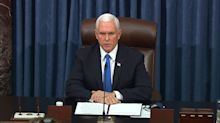 Mike Pence Reportedly Opposes Using 25th Amendment To Remove Trump