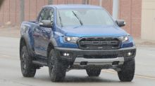 Ford Ranger Raptor spied testing in Michigan