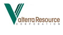 Valterra Announces Private Placement