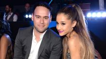 Ariana Grande's Manager Scooter Braun Pens Inspiring Message After Manchester Bombing