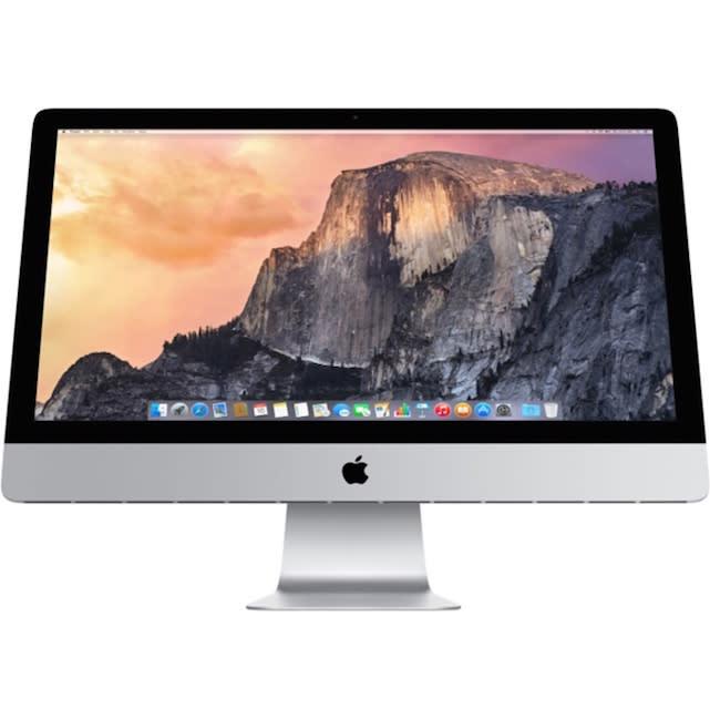 Retina 5K iMac hits the Apple refurbished store