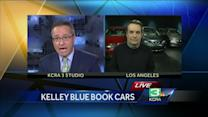 Kelley Blue Book rates best family vehicles