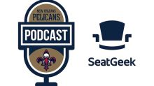 Dante Marchitelli on the New Orleans Pelicans podcast presented by SeatGeek