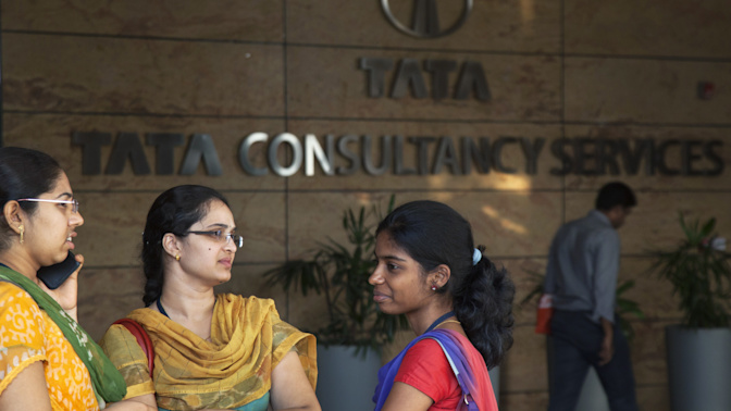 TCS Re-Skills 51% Staff As Digital Revenue Grows At An Average Of 25% Over Three Years