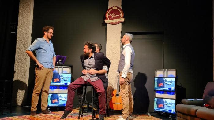 L'improvidence de Lyon booste son audience grâce à des spectacles en live streaming de haute qualité