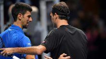 Djokovic says no hard feelings over Federer, Nadal union snub
