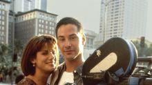 """Sandra Bullock war schwer verknallt in Keanu Reeves in """"Speed"""""""