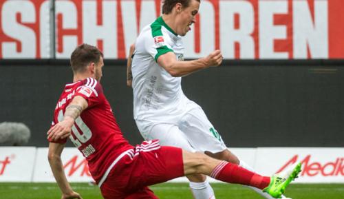 Bundesliga: Viererpack! Bremens Kruse erledigt Ingolstadt