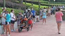 Disney World reopens as coronavirus cases surging in Florida