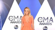 Carrie Underwood, Jewel Sparkle on the 2015 CMA Awards Red Carpet