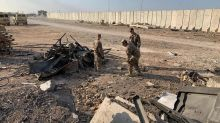 Officials say more than 100 U.S. troops diagnosed with brain injuries from Iran attack