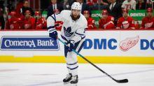 Maple Leafs' Jake Muzzin week-to-week with broken foot